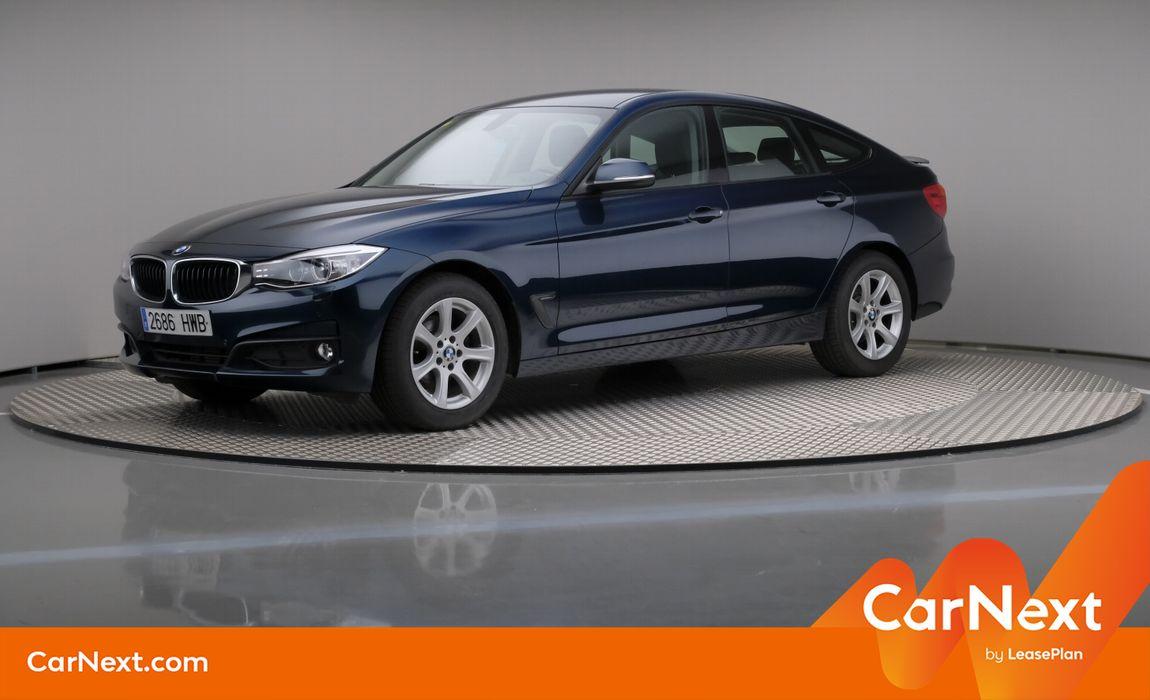 BMW 3 0d Gran Turismo