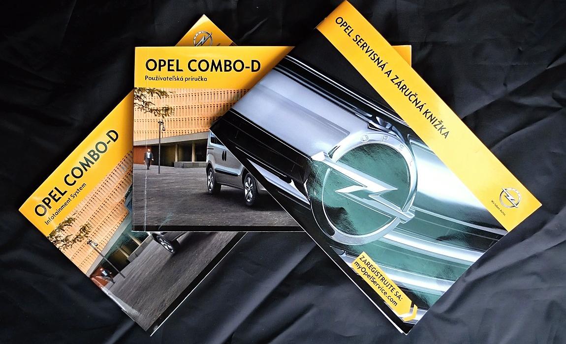 Opel Combo Tour 1.4 70kw Enjoy L1h1 10