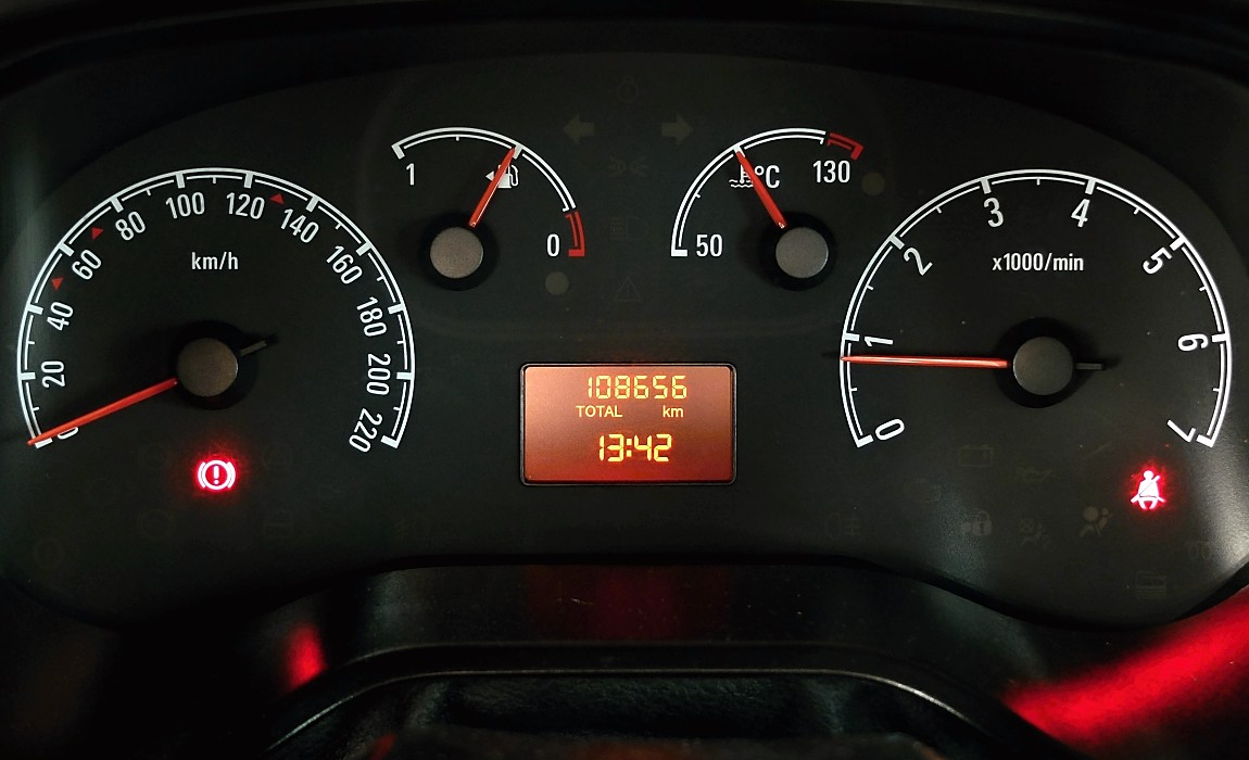 Opel Combo Tour 1.4 70kw Enjoy L1h1 8