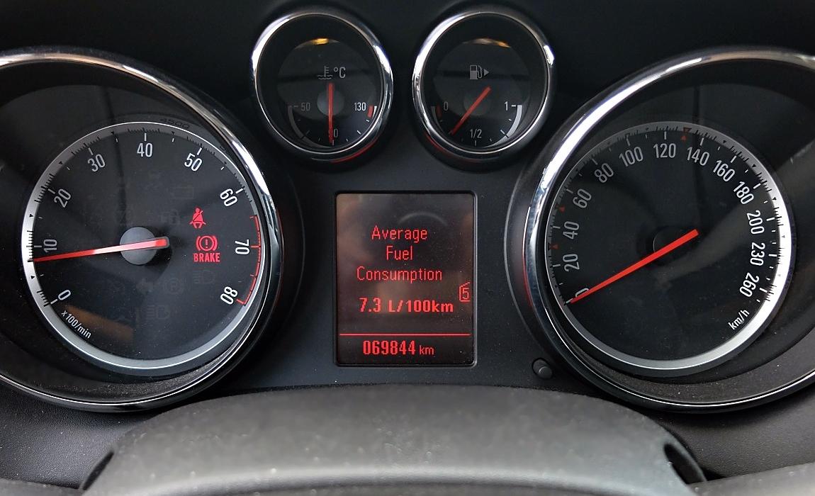 Opel Astra 1.4 Turbo 103kw Enjoy 7