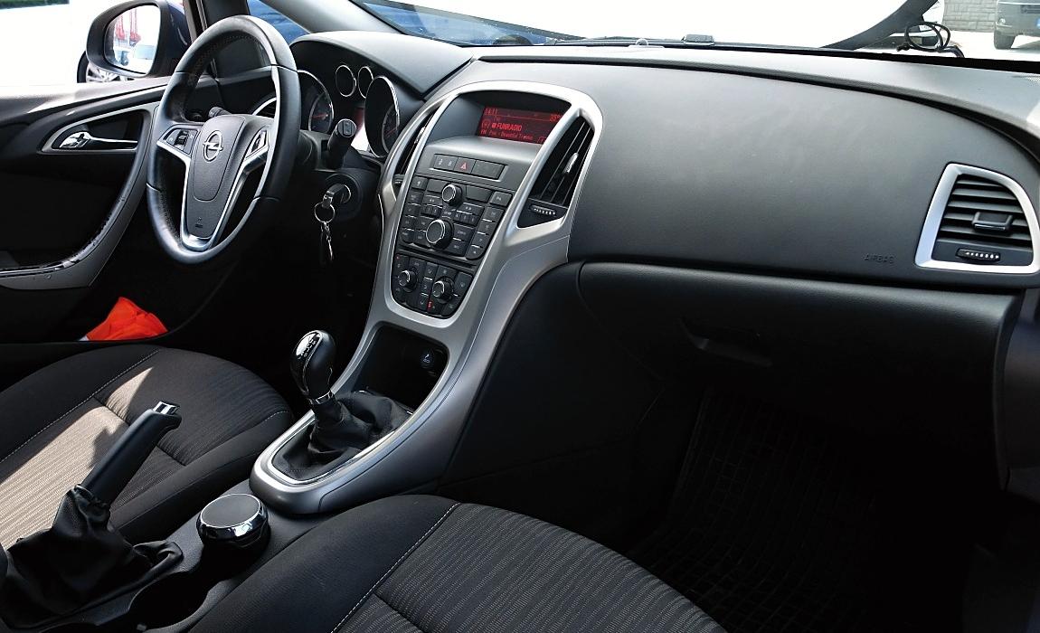 Opel Astra 1.4 Turbo 103kw Enjoy 5