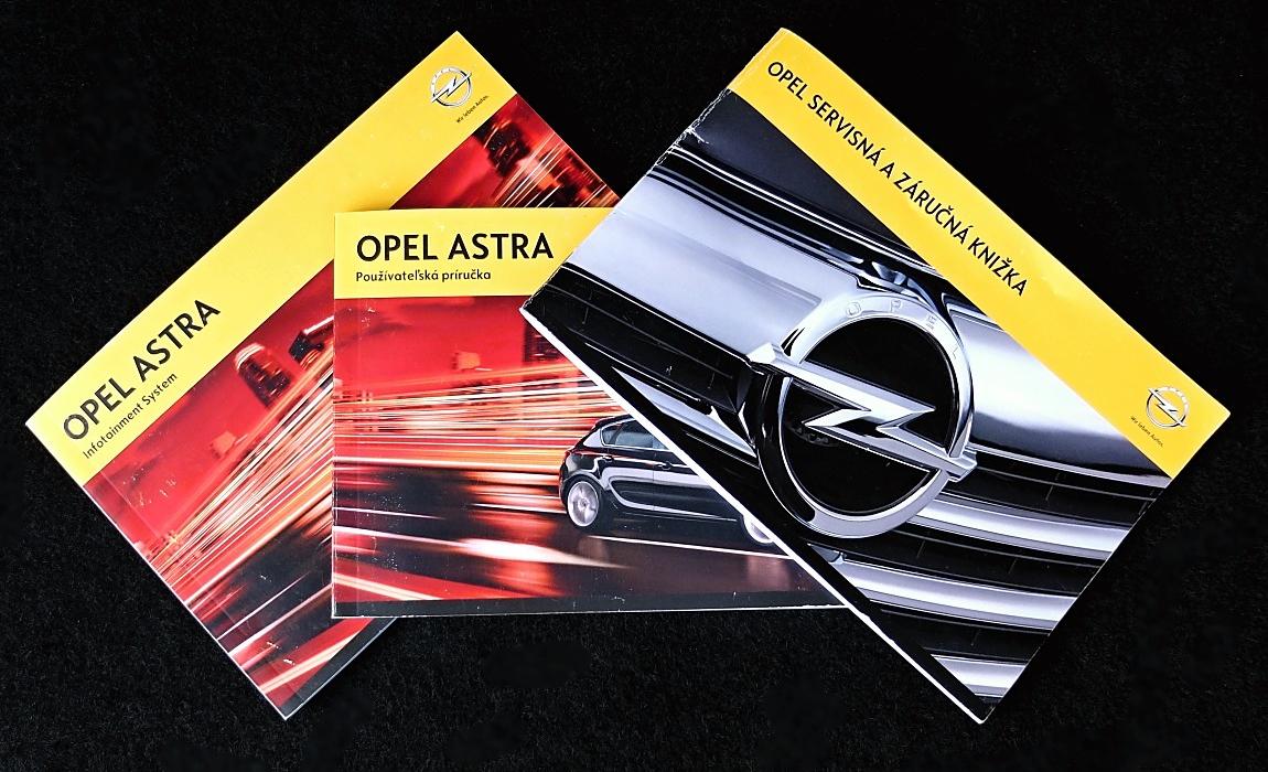 Opel Astra 1.4 Turbo 103kw Enjoy 9