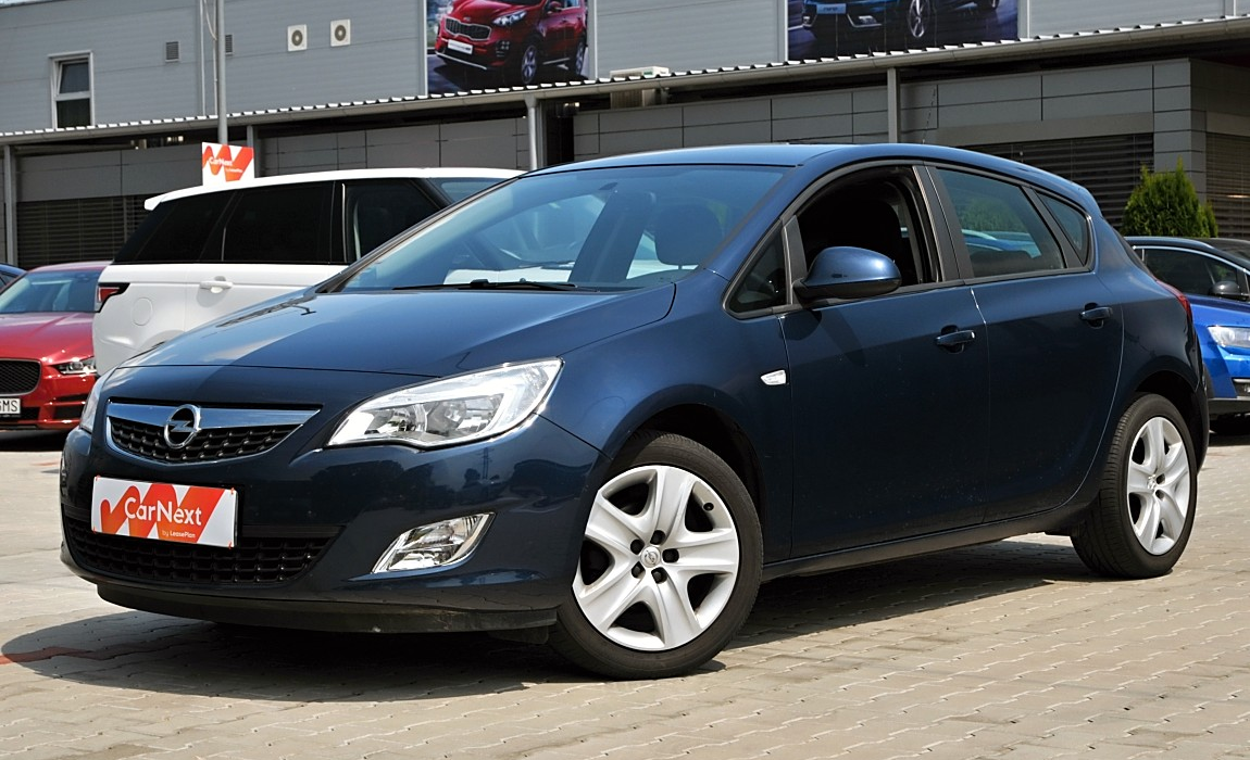Opel Astra 1.4 Turbo 103kw Enjoy 1