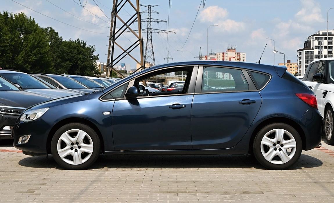 Opel Astra 1.4 Turbo 103kw Enjoy 3