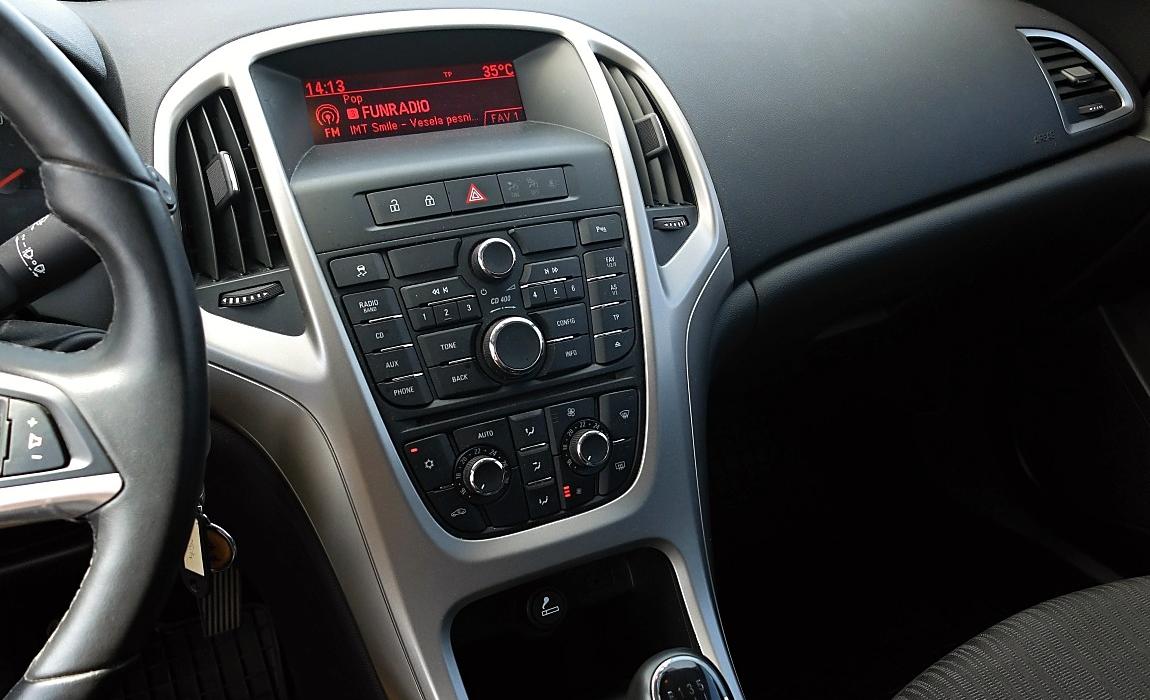 Opel Astra 1.4 Turbo 103kw Enjoy 6