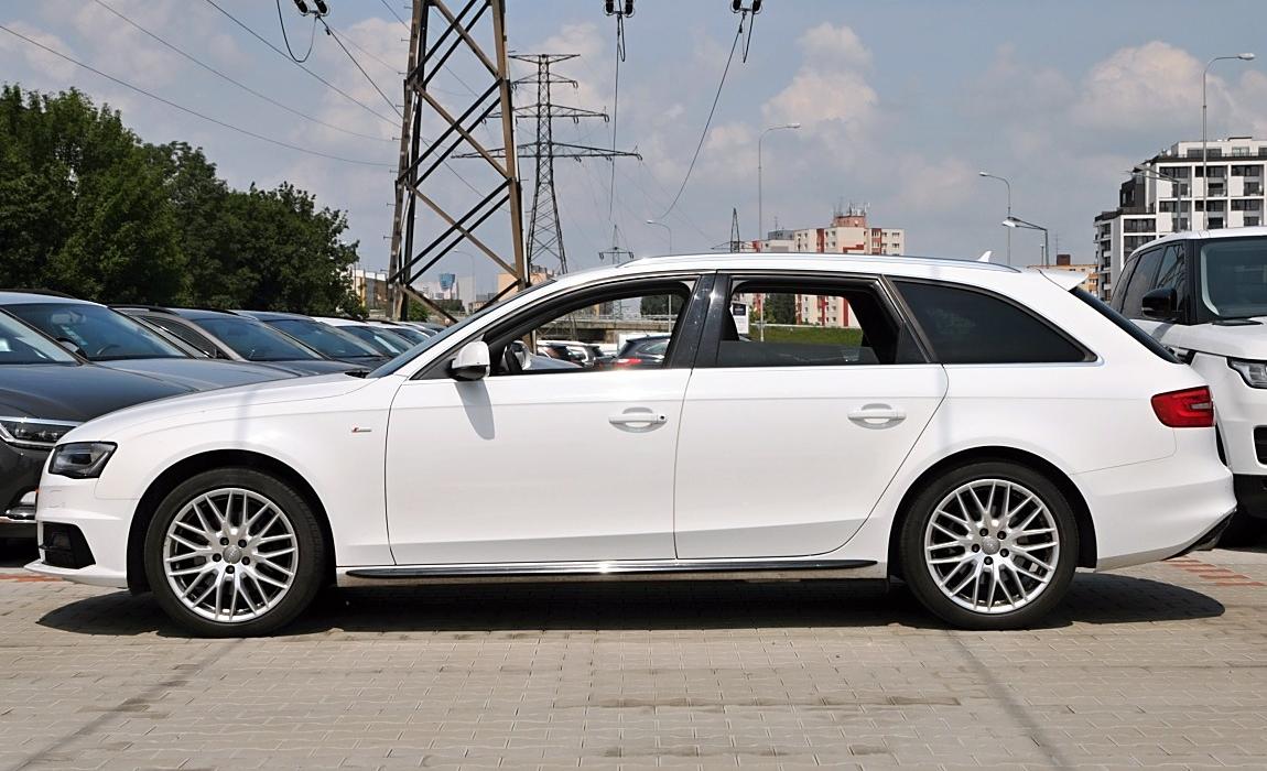 Audi A4 Avant 2.0 Tdi Clean Diesel Multitronic 3