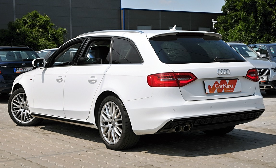 Audi A4 Avant 2.0 Tdi Clean Diesel Multitronic 2