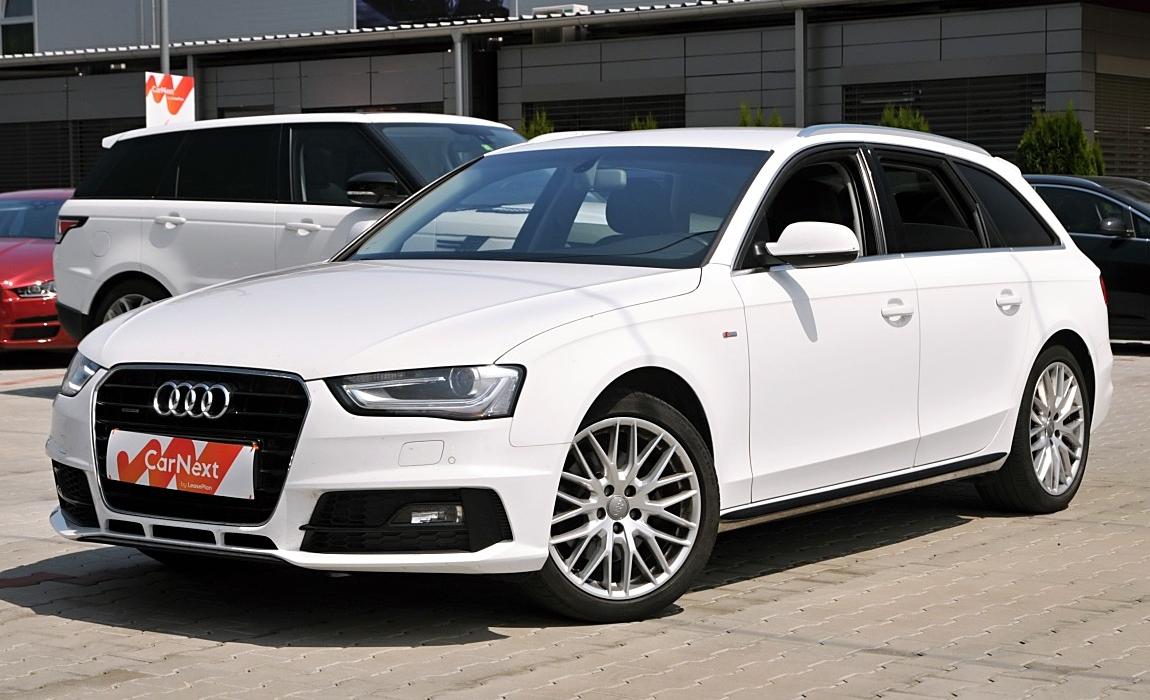 Audi A4 Avant 2.0 Tdi Clean Diesel Multitronic 1