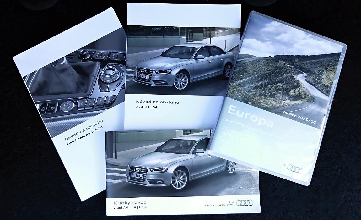 Audi A4 Avant 2.0 Tdi Clean Diesel Multitronic 10