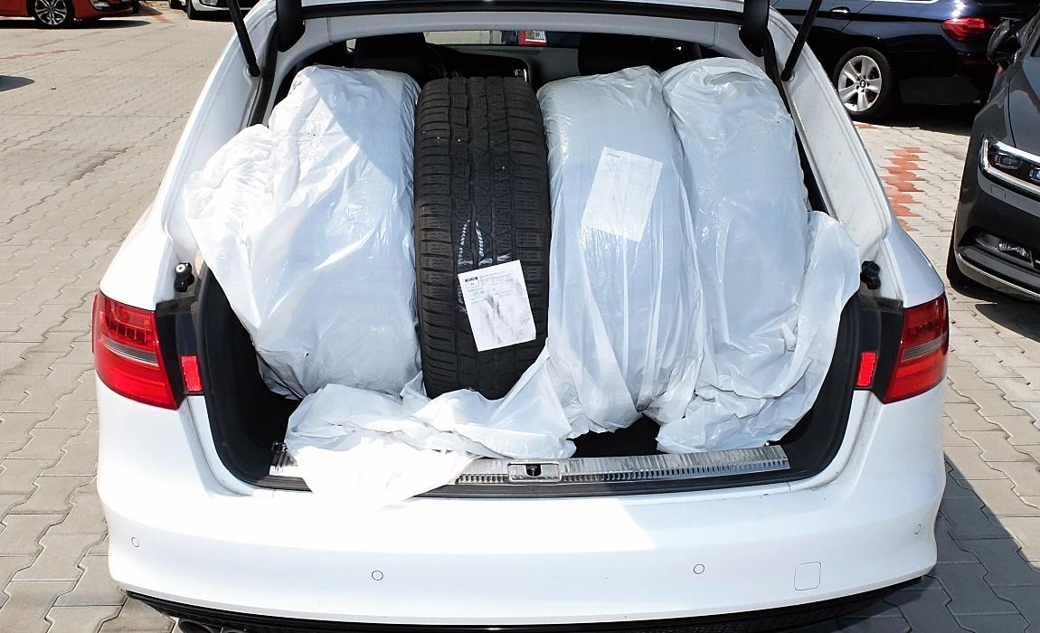Audi A4 Avant 2.0 Tdi Clean Diesel Multitronic 11