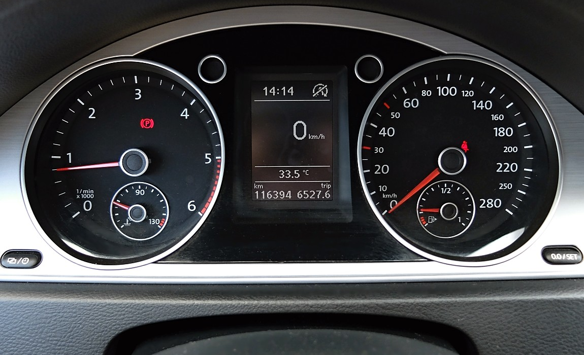 VW CC 2.0 Tdi 130kw Bm Technology 11