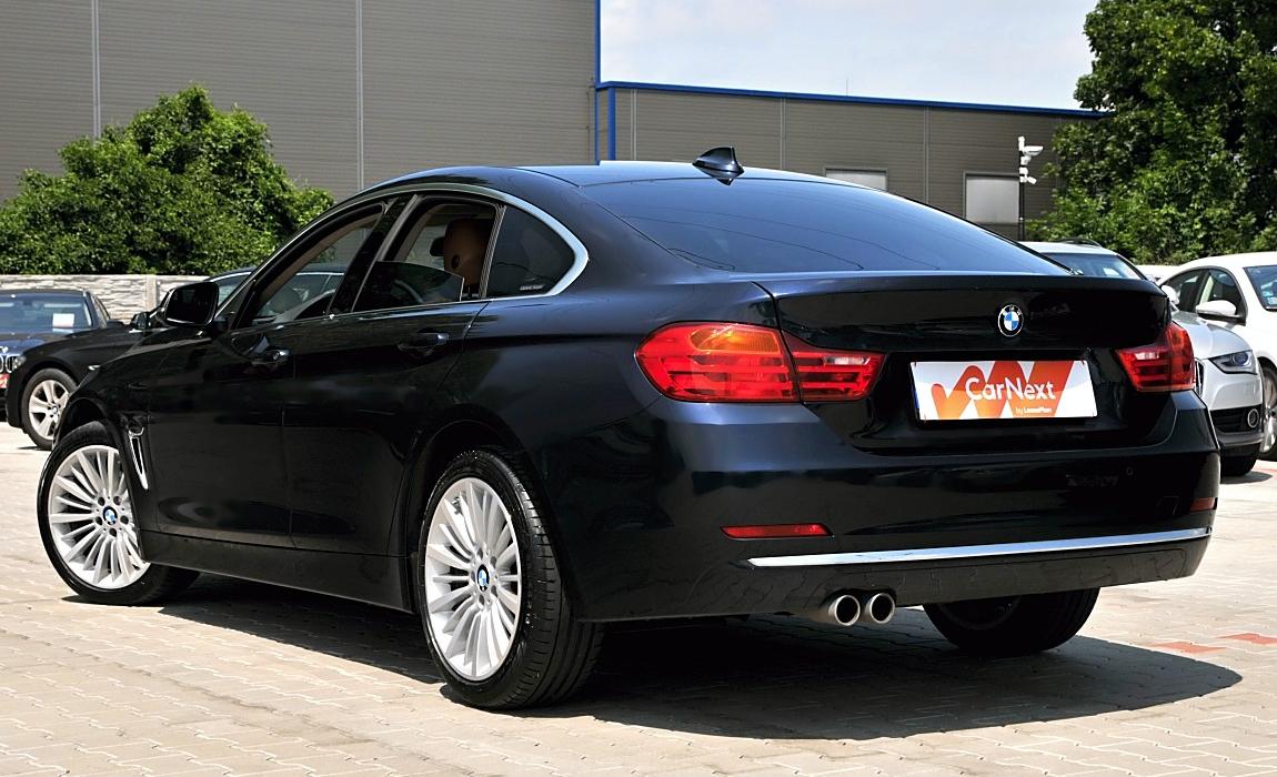 BMW 4 420d Luxury Line 2