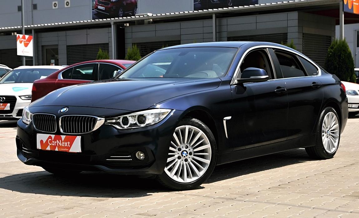 BMW 4 420d Luxury Line 1