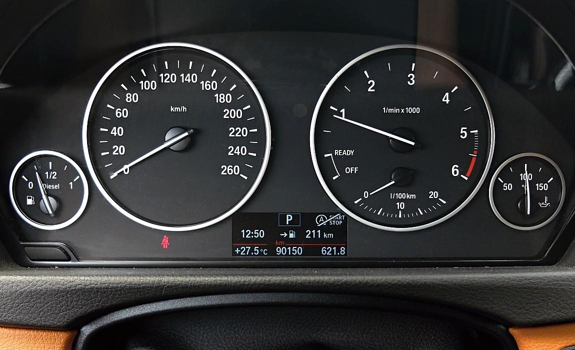 BMW 4 420d Luxury Line 10