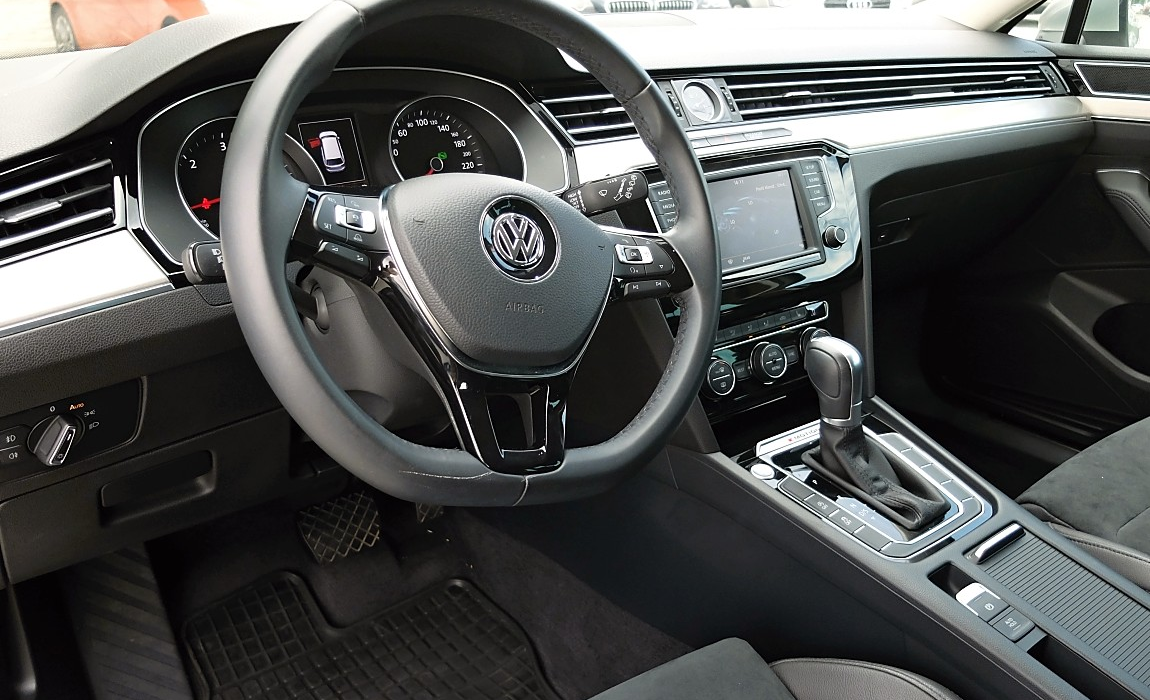 VW Passat 2.0 Tdi 140kw Dsg Highline Bmt 4motion 6