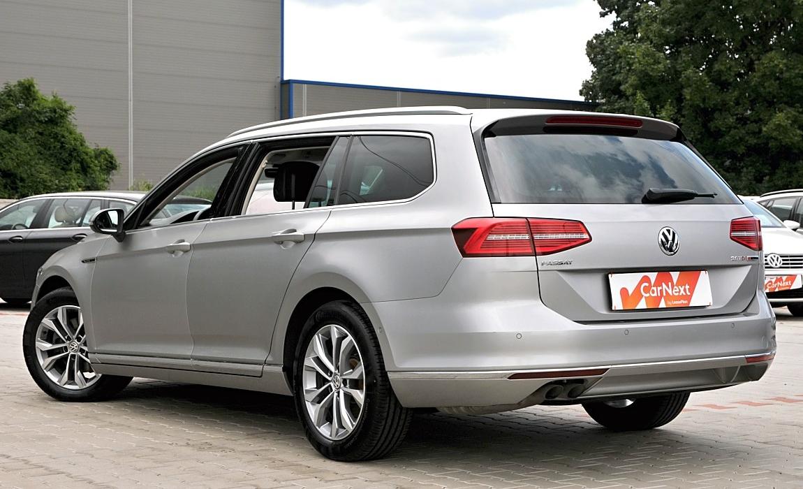 VW Passat 2.0 Tdi 140kw Dsg Highline Bmt 4motion 2