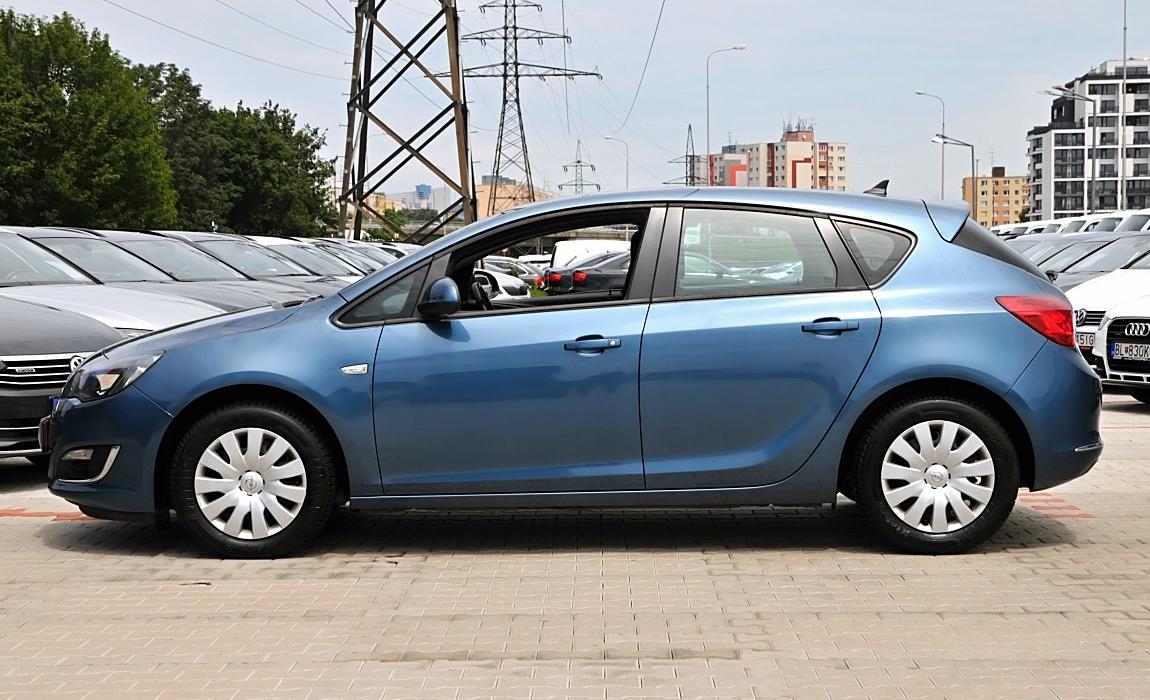 Opel Astra 1.7 Cdti 96kw Enjoy 2