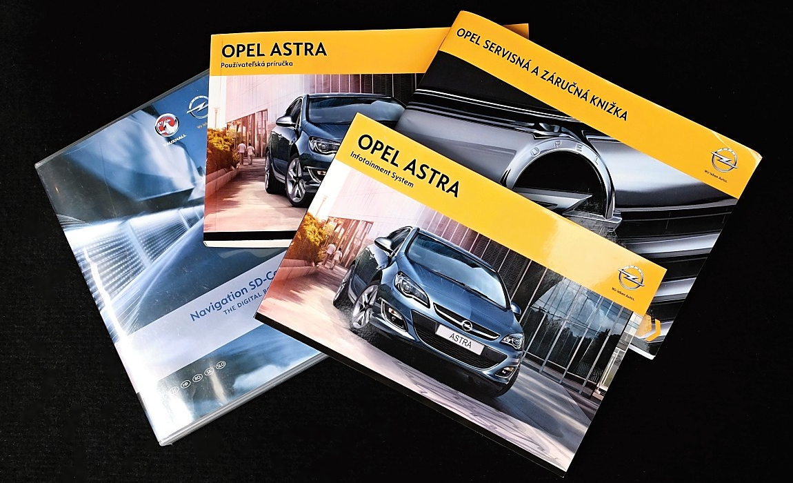 Opel Astra 1.7 Cdti 96kw Enjoy 13