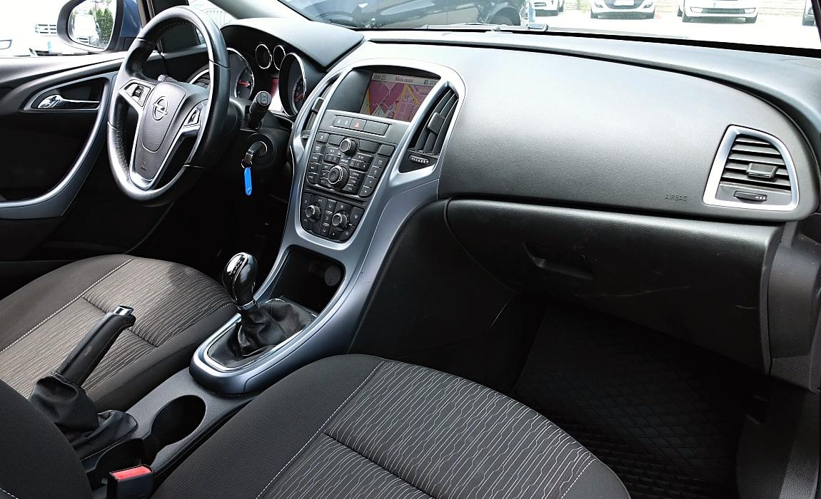 Opel Astra 1.7 Cdti 96kw Enjoy 5