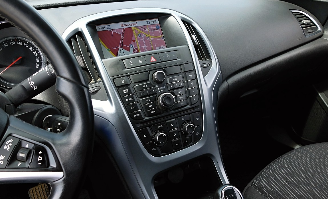 Opel Astra 1.7 Cdti 96kw Enjoy 7