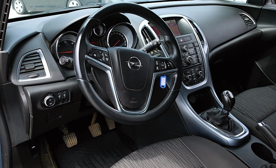 Opel Astra 1.7 Cdti 96kw Enjoy 6