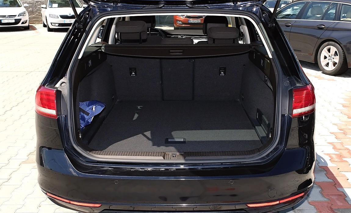 VW Passat 2.0 Tdi 110kw Dsg Comfortline Bmt 14
