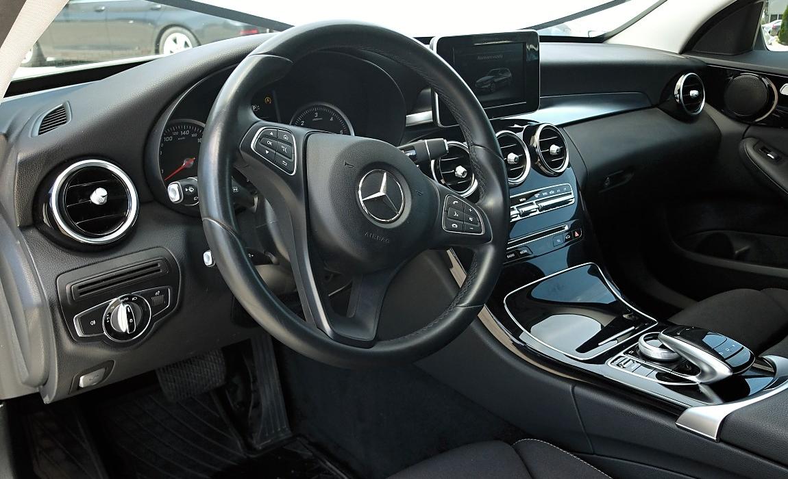 Mercedes-Benz C C 220 Bluetec 6