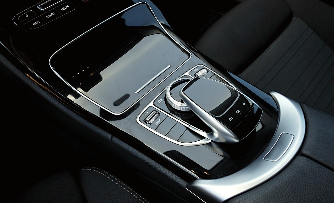 Mercedes-Benz C C 220 Bluetec 9