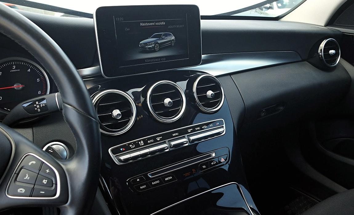 Mercedes-Benz C C 220 Bluetec 7