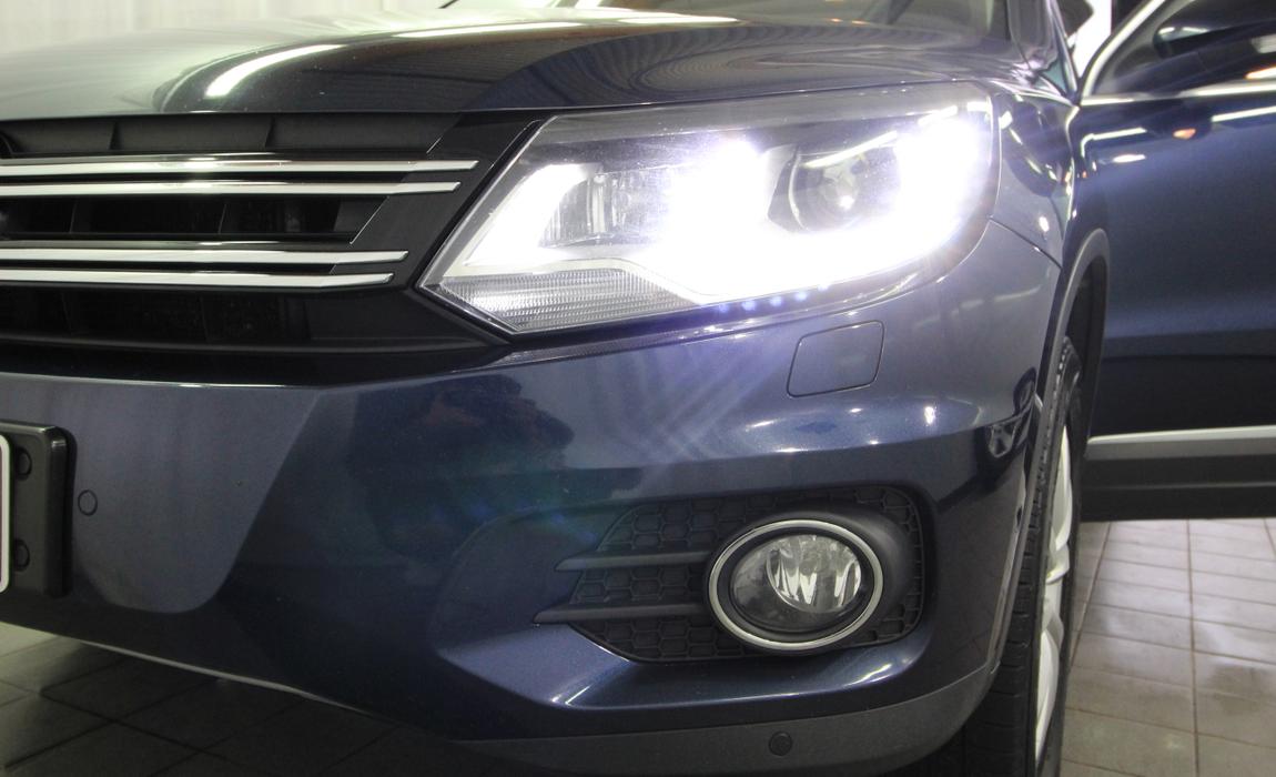 Volkswagen Tiguan Track & Style 2,0 TDI 110kw 4motion 7