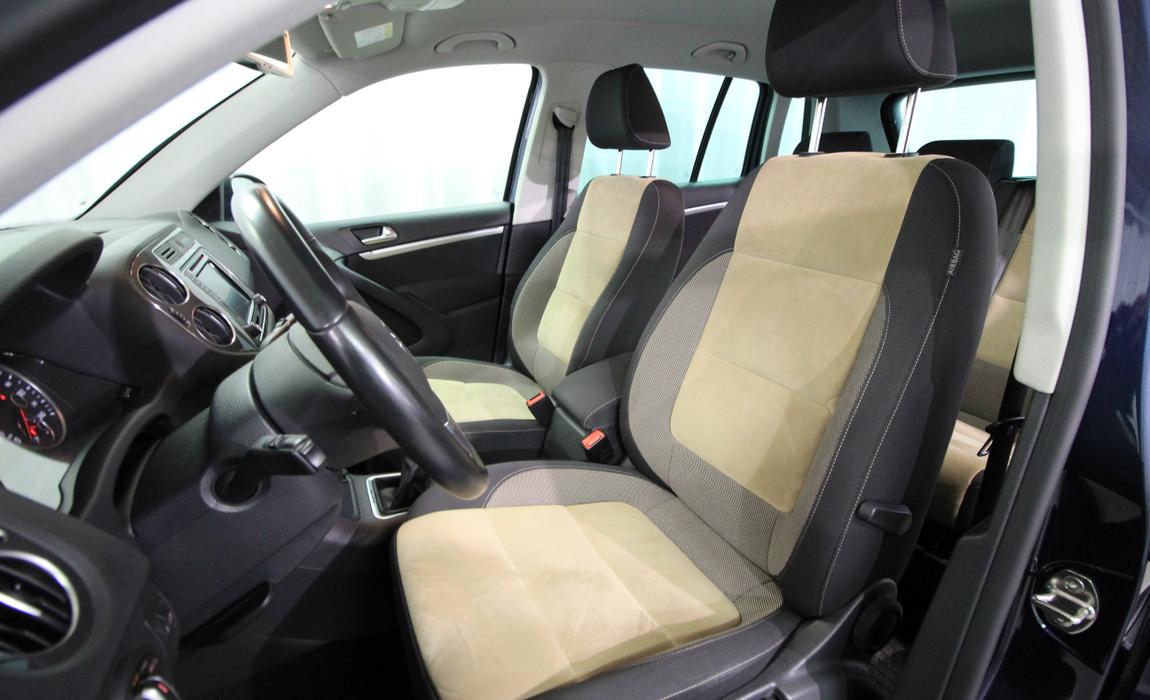 Volkswagen Tiguan Track & Style 2,0 TDI 110kw 4motion 4