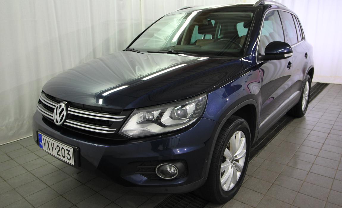 Volkswagen Tiguan Track & Style 2,0 TDI 110kw 4motion 1
