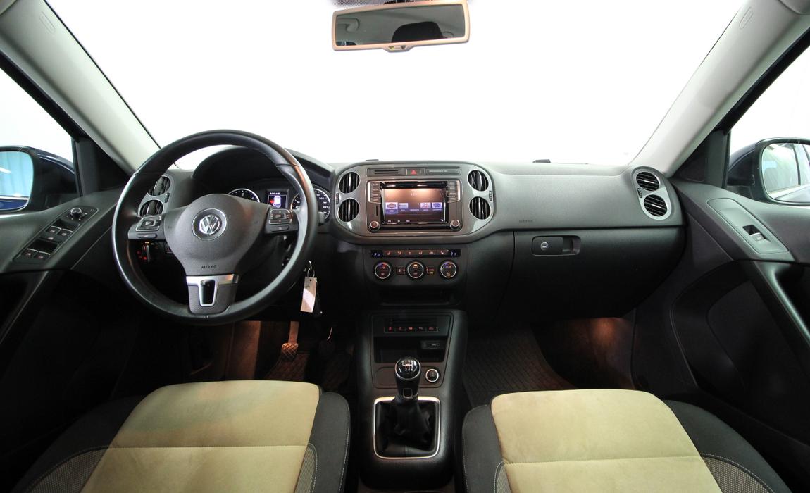 Volkswagen Tiguan Track & Style 2,0 TDI 110kw 4motion 3