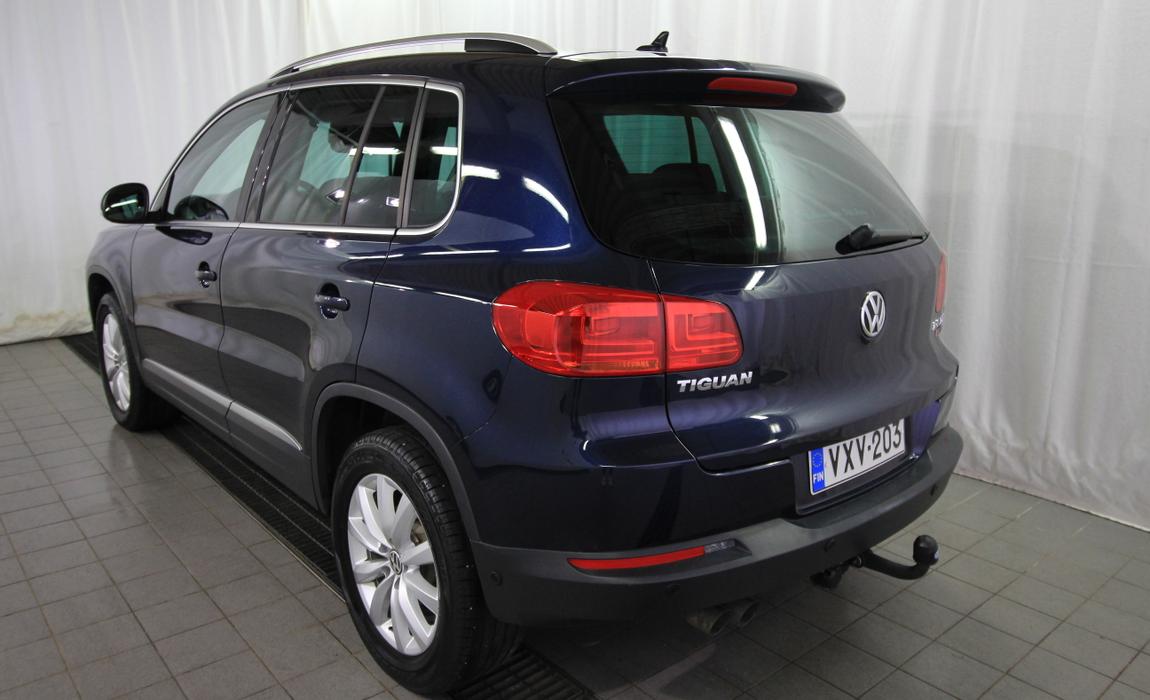 Volkswagen Tiguan Track & Style 2,0 TDI 110kw 4motion 2