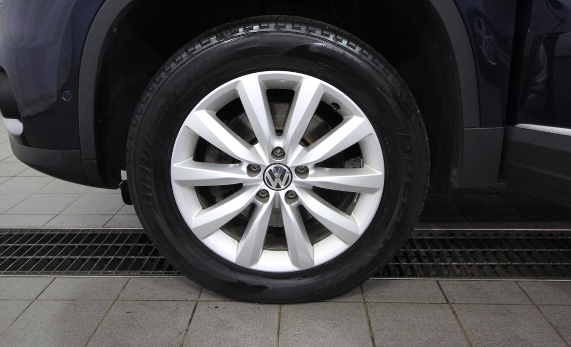 Volkswagen Tiguan Track & Style 2,0 TDI 110kw 4motion 8