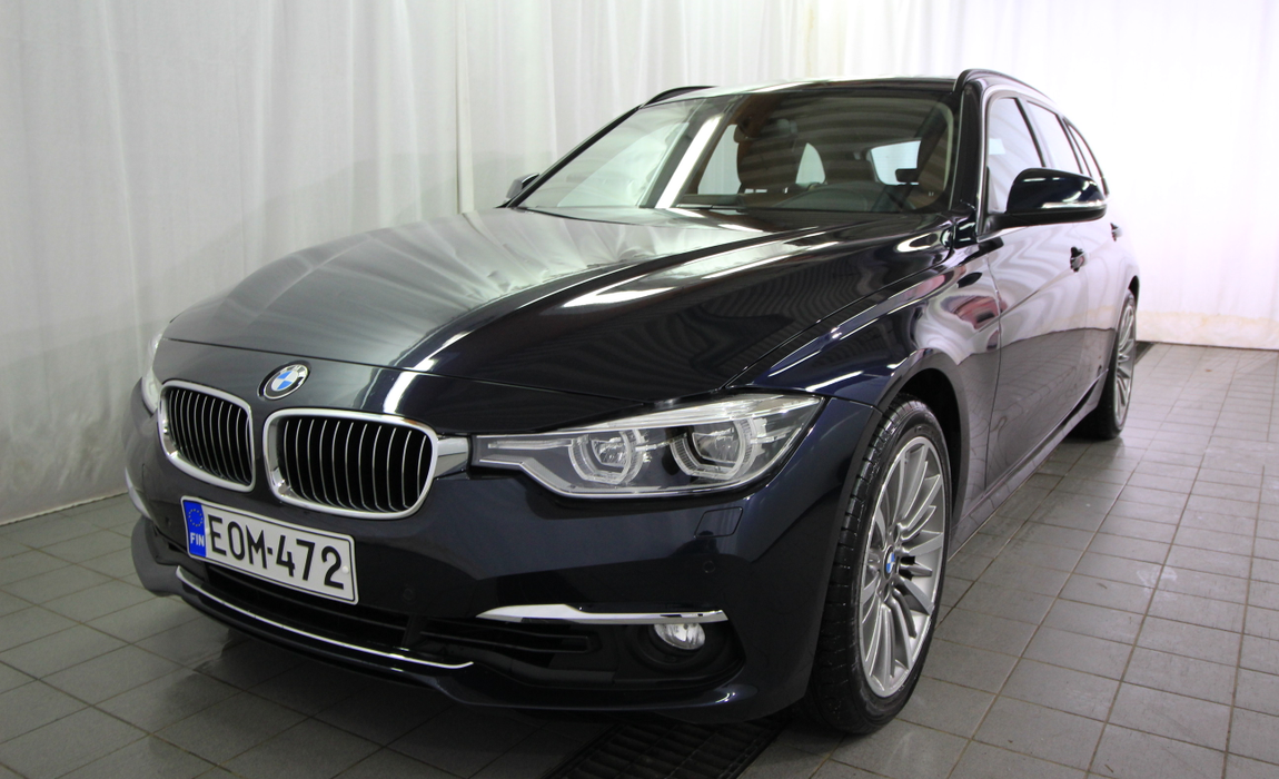 bmw 3 Touring 330i A Xdrive Busin Exclus Edit Luxury 1