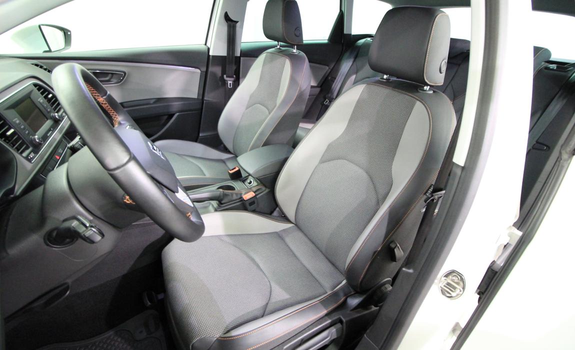 seat Leon ST X-Perience 2.0Tdi 150 4drive 4