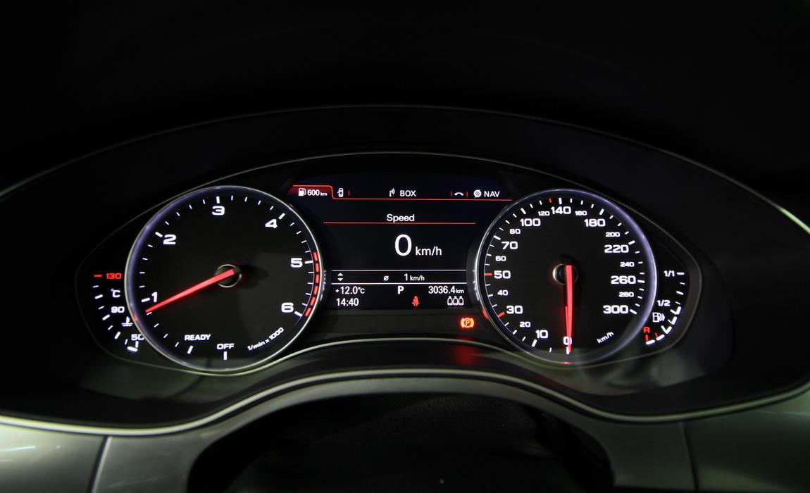 audi A6 Avant Loqe 2,0 TDI 140kw Quattro S Tronic 10