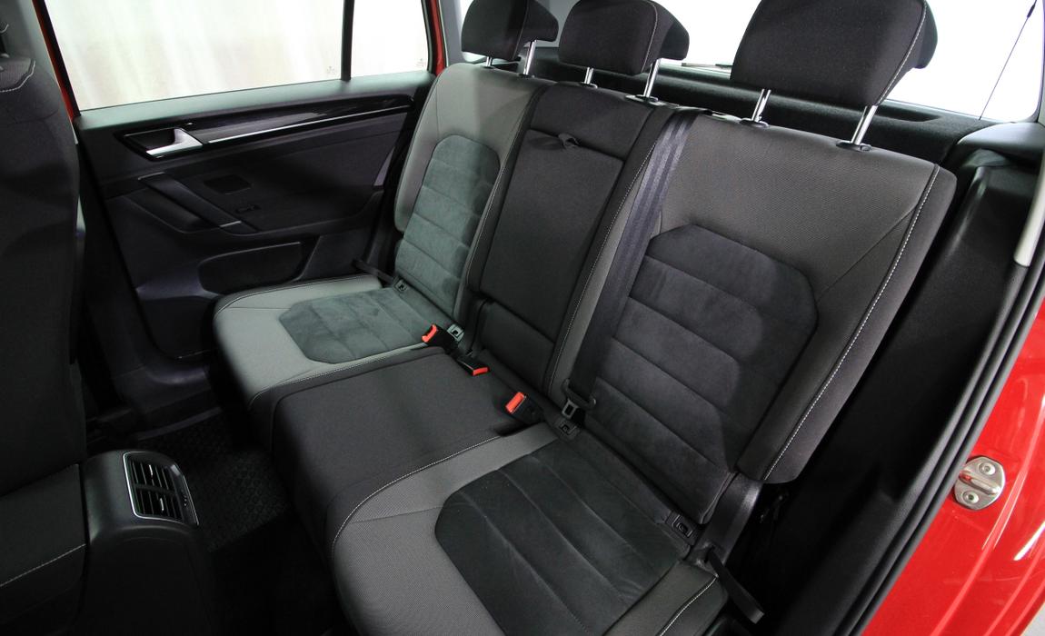 Volkswagen Golf Sportsvan Highline 2,0 Tdi 110 Kw Dsg Bmt 5
