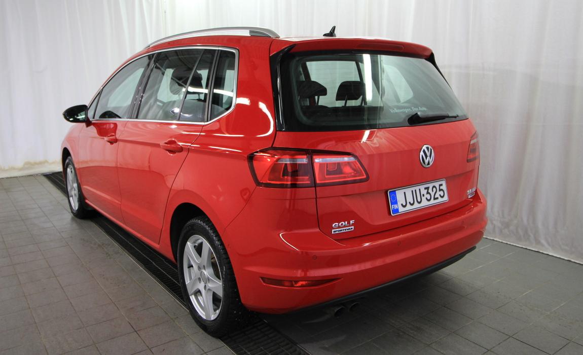 Volkswagen Golf Sportsvan Highline 2,0 Tdi 110 Kw Dsg Bmt 2
