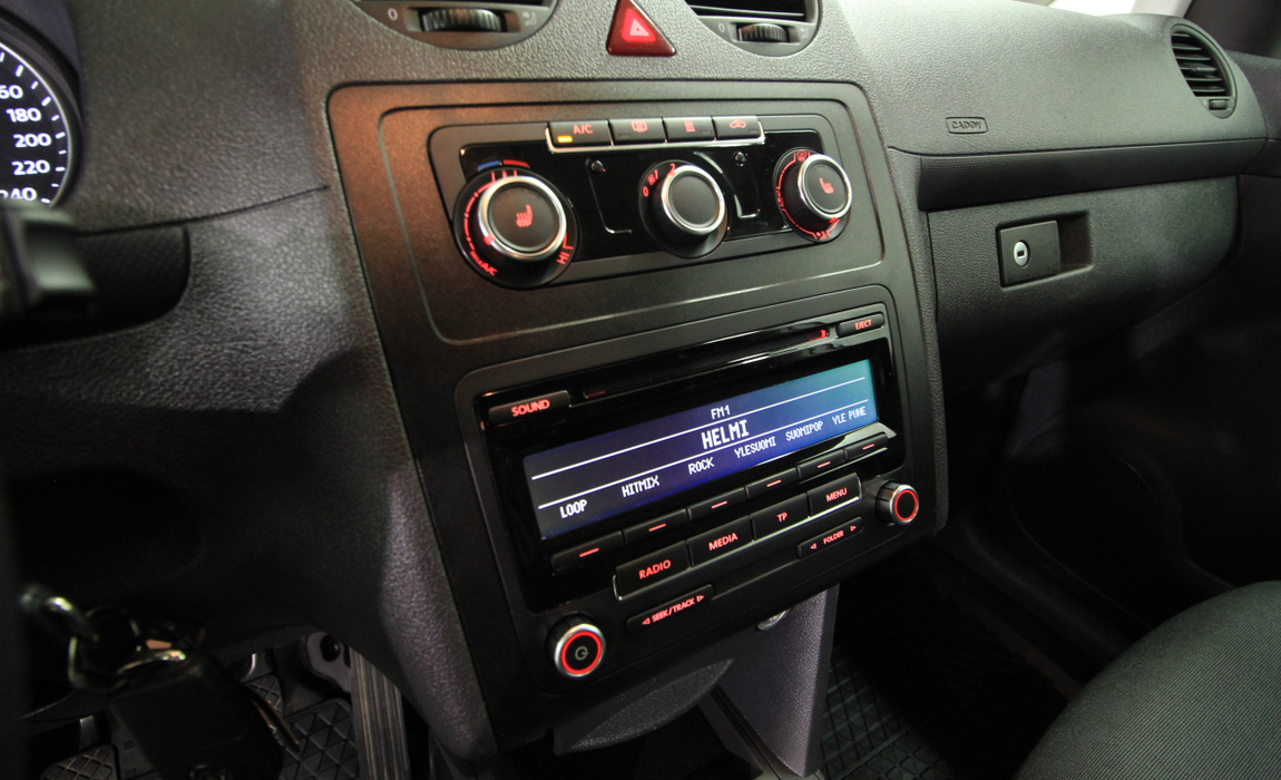 Volkswagen Caddy Pa 1,6 Tdi 75kw Bluemotion Technology 10