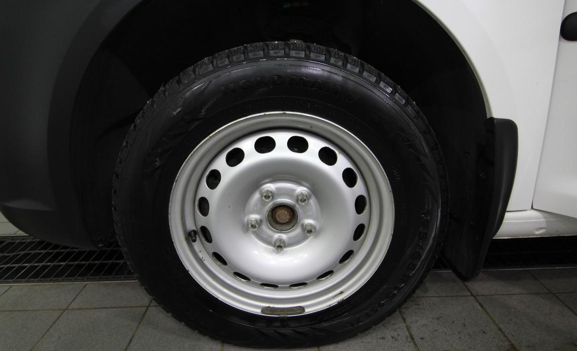 Volkswagen Caddy Pa 1,6 Tdi 75kw Bluemotion Technology 7