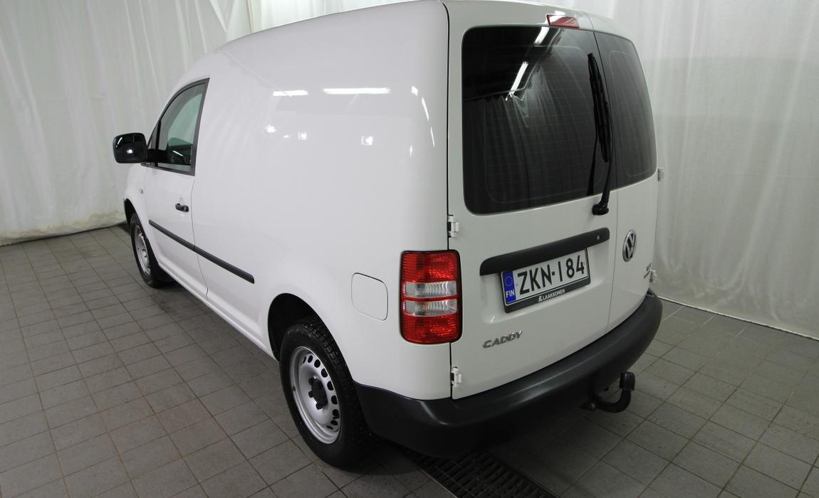 Volkswagen Caddy Pa 1,6 Tdi 75kw Bluemotion Technology 2