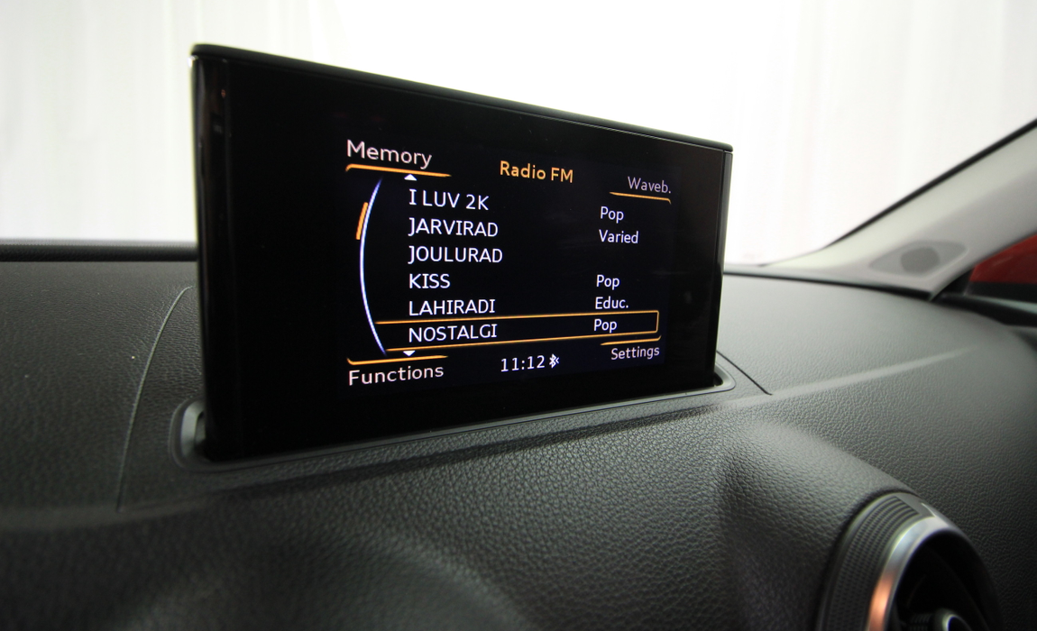 audi A3 Sedan 1.6 Tdi 77 Kw Business S Tronic 11