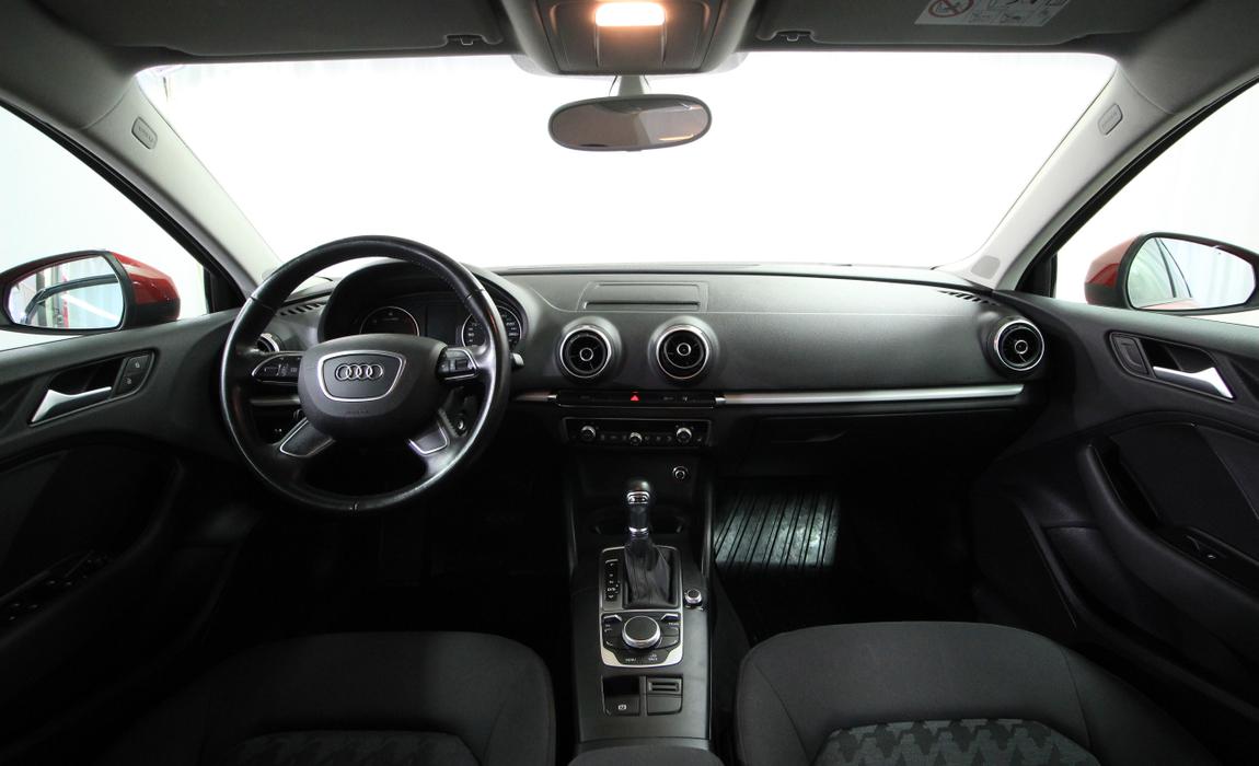 audi A3 Sedan 1.6 Tdi 77 Kw Business S Tronic 3