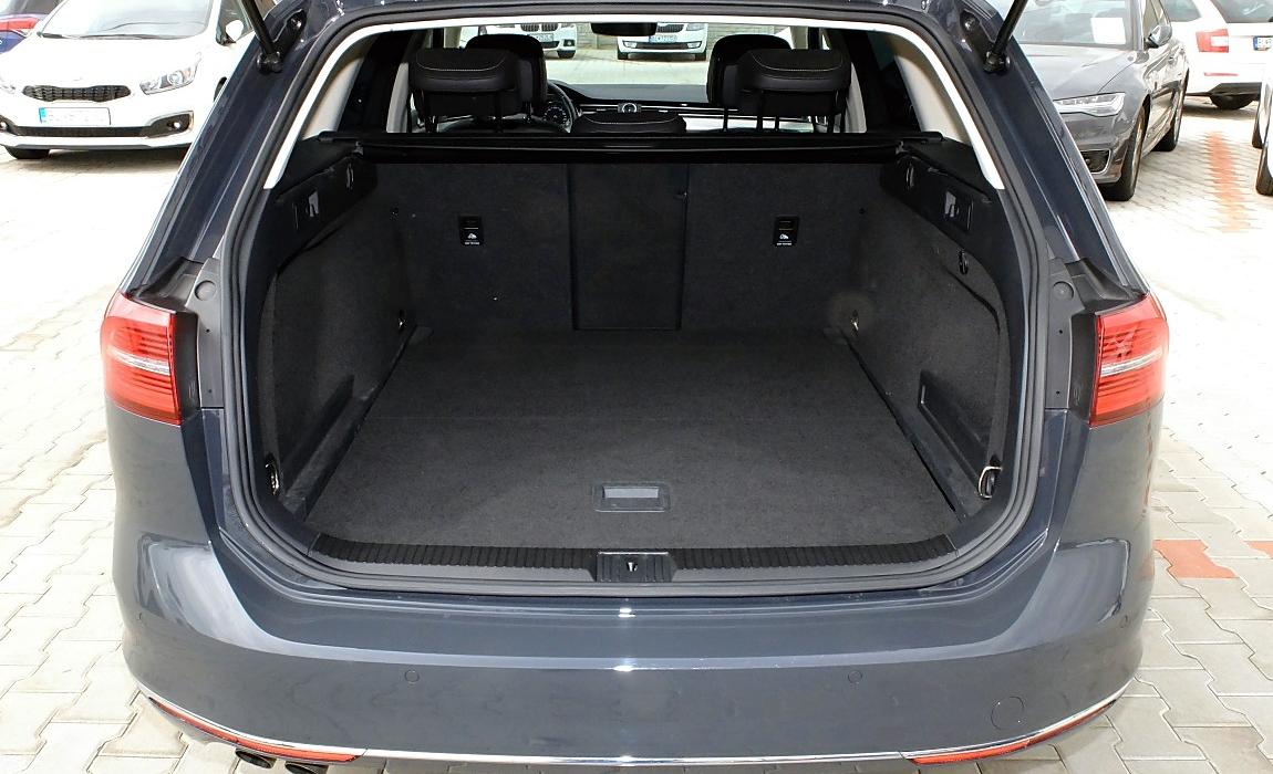 VW Passat 2.0 Tdi 140kw Dsg Highline Bmt 4motion 13