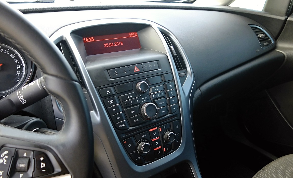 Opel Astra 1.4 Turbo 88kw Enjoy 6
