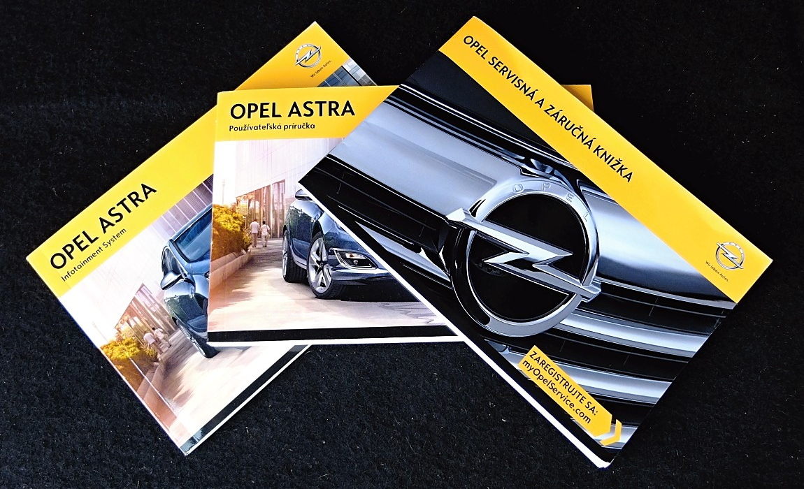 Opel Astra 1.4 Turbo 88kw Enjoy 10