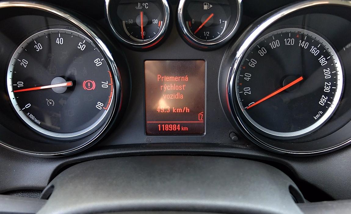 Opel Astra 1.4 Turbo 88kw Enjoy 7