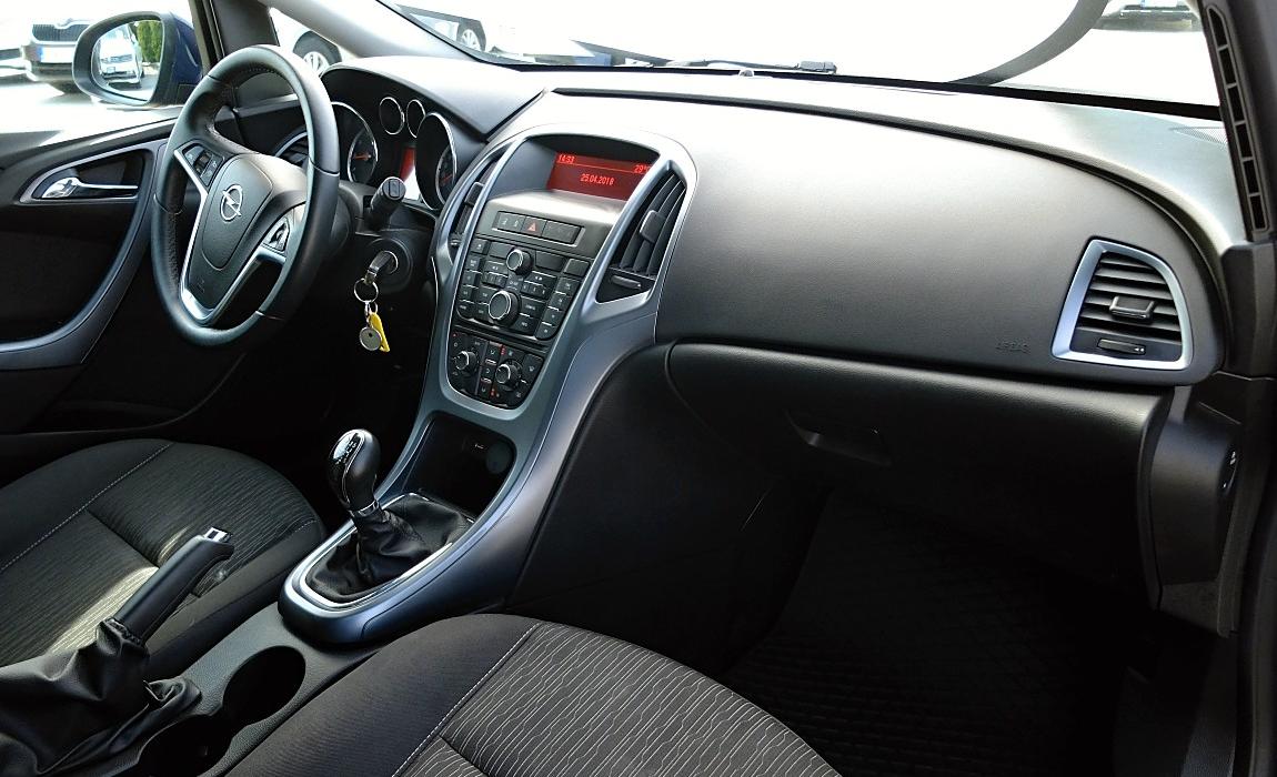 Opel Astra 1.4 Turbo 88kw Enjoy 5